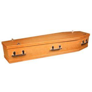 Basic Coffin Pinegrove Davenport
